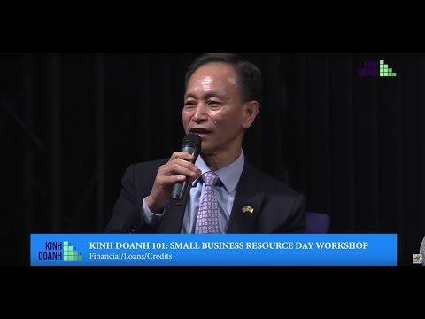 Kinh Doanh 101: Small Business Resource Day Workshop | Part 2